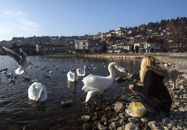 Ohrid.