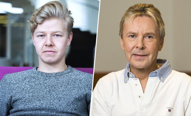 Jussi-Petteri Peräinen näyttelee Matti Nykästä ensi kesänä ensi-iltansa saavassa musikaalinäytelmässä.