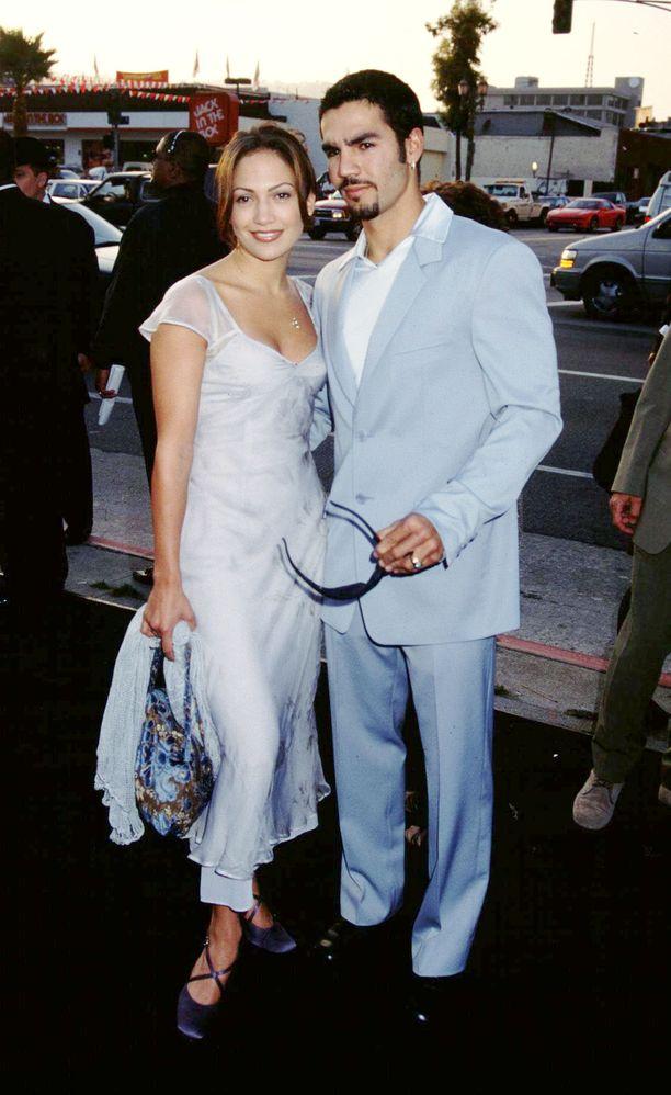 Jennifer Lopez ja Ojani Noa