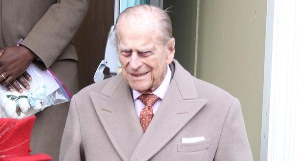 Prinssi Philip joutui vastikään sairaalaan terveysongelmien vuoksi.