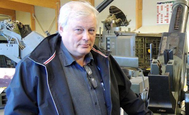 Pauli Harjula on tuusulalainen ykistyisyrittäjä ja ampumahiihtomies.
