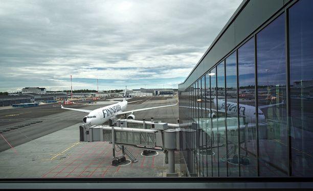 Finnairin noin 300:sta päivittäisestä lennosta ainoastaan viisi on myöhässä lähtöselvitysjärjestelmän vian vuoksi.