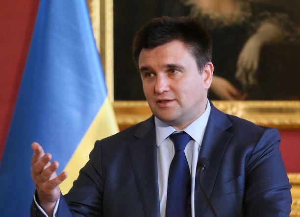 Ukrainan ulkoministeri Pavlo Klimkin uskoo Ukrainan liittyvän sotilasliitto Natoon.