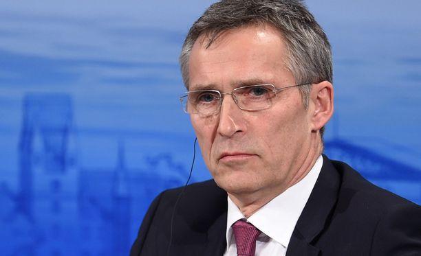 Naton pääsihteerin Jens Stoltenbergin mukaan Nato ei halua eristää Venäjää.