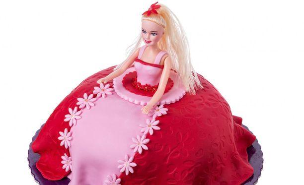 Barbie-estetiikkaan kuuluu tyttömäinen siloisuus.