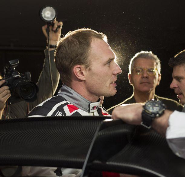 Jari-Matti Latvala on maksanut verojaan jo tovin Monacoon.