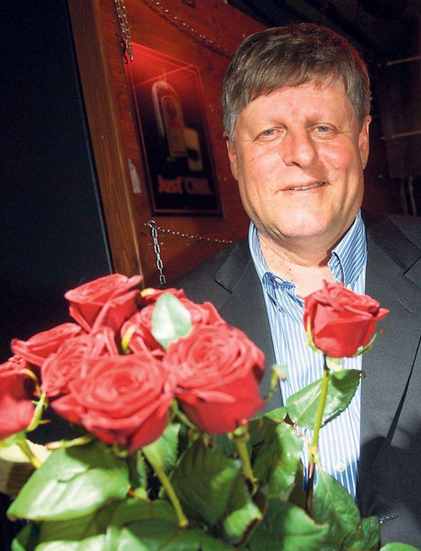 PÄIVÄNSANKARI Tavastian tapahtumien lisäksi Juhani Merimaa järjestää sekä Korson Ankkarockia, että Turun Ruisrockia.