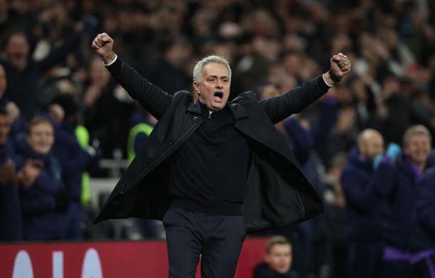 José Mourinho on saanut Tottenhamin hyökkäyspelin toimimaan.