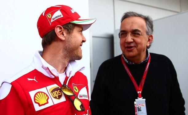 Sebastian Vettel laittoi jatkosopimusneuvottelut jäihin kesken kuluneen kauden.