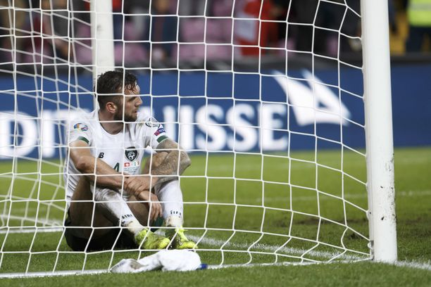 Irlannin puolustaja Shane Duffy saa uuden mahdollisuuden pinnistää EM-lopputurnaukseen.