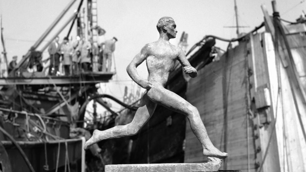Ruotsalaisilta kesti pitkään ennen kuin he tajusivat, ketä patsas esittää.