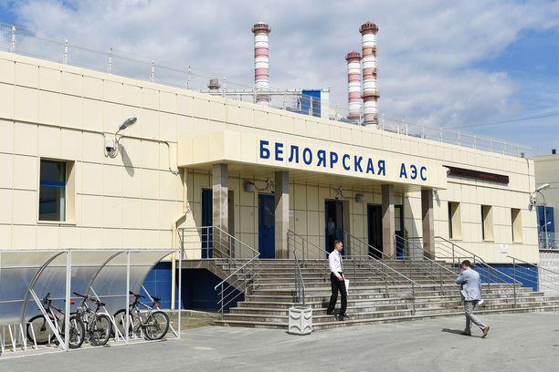 Belojarskin ydinvoimala on yksi Venäjän vanhimmista. Arkistokuva vuodelta 2017.