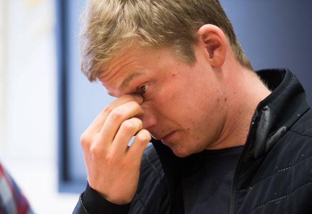 Karel Tammjärv myönsi perjantaina lehdistötilaisuudessa dopingin.