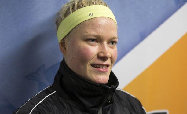 Noora Rädyn ura jatkuu Suomi-sarjassa.