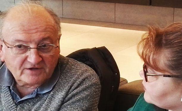 Slovenialaiselle Rudi Ravnikille rahankeräily on ollut rakas harrastus jo 50 vuoden ajan.