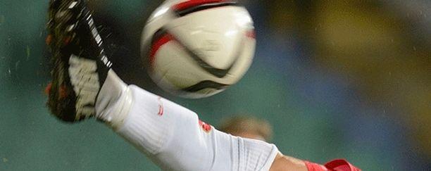 Uzbekistanin pelaajat sikailivat nuorten maaottelussa. Kuva ei liity tapaukseen.