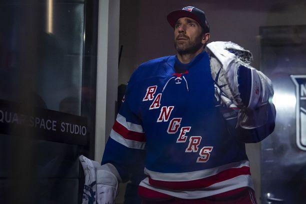 Henrik Lundqvist ei ole lehtitietojen mukaan enää torstaina Rangersin mies.