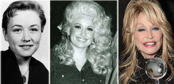 Nuoruudenkuva paljastaa, ettei Dolly Parton ollut alun perin blondi.