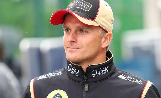 Heikki Kovalainen ajaa nykyään kilpaa Japanissa.