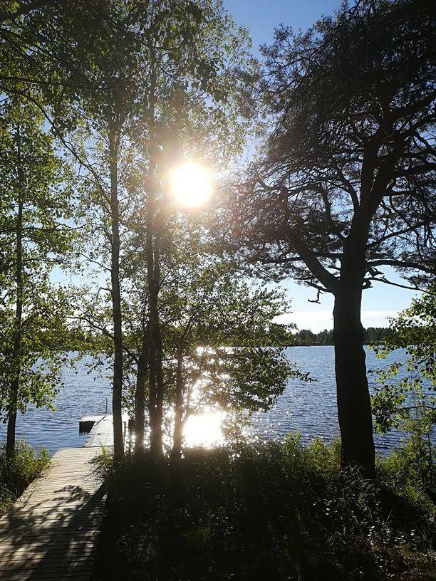 Kemijärvi on Lapin Saimaa, johon syntyy tasaisesti uusia yrityksiä.