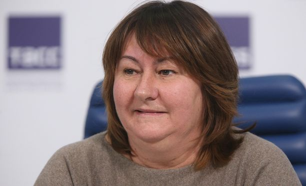 Jelena Välbe suhtautuu Venäjän sanktioihin uhmakkaasti.
