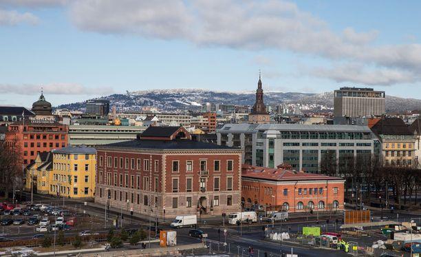 Ammuskelu tapahtui Oslon keskustassa.
