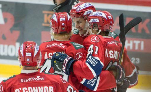 Vetovihjeessä uskotaan, että HIFK:n ottelussa juhlitaan maaleilla.