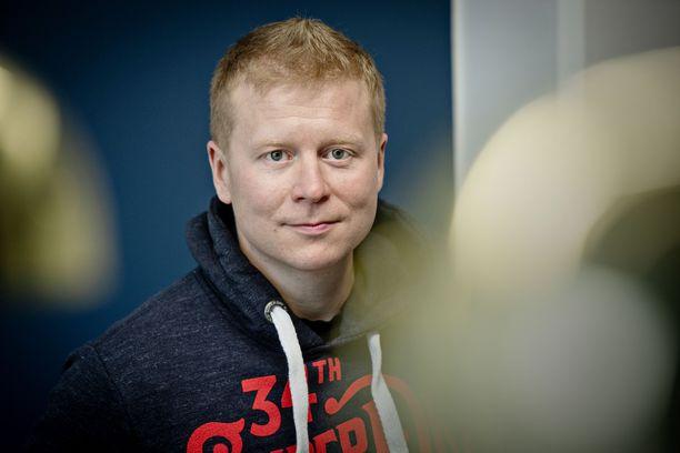 Sampo Kaulasen kauppa sai Business Finlandilta 100 000 euroa huhtikuussa.
