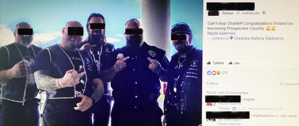 Outlaws Mc Finland Jyväskylä