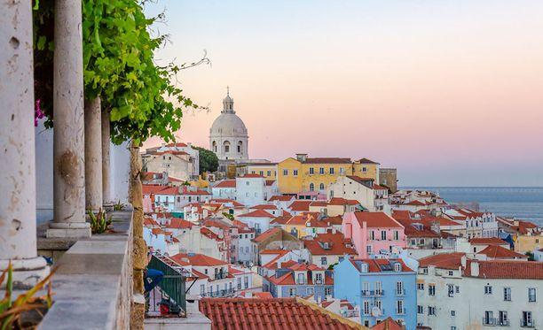 Viisut järjestetään Portugalissa.