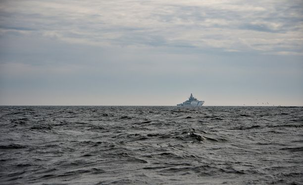 Suomenlahdella etsittiin sukellusvenettä huhtikuun lopussa. Kuvituskuva.