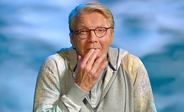 Pirkka-Pekka Petelius kertoo iltasadun.