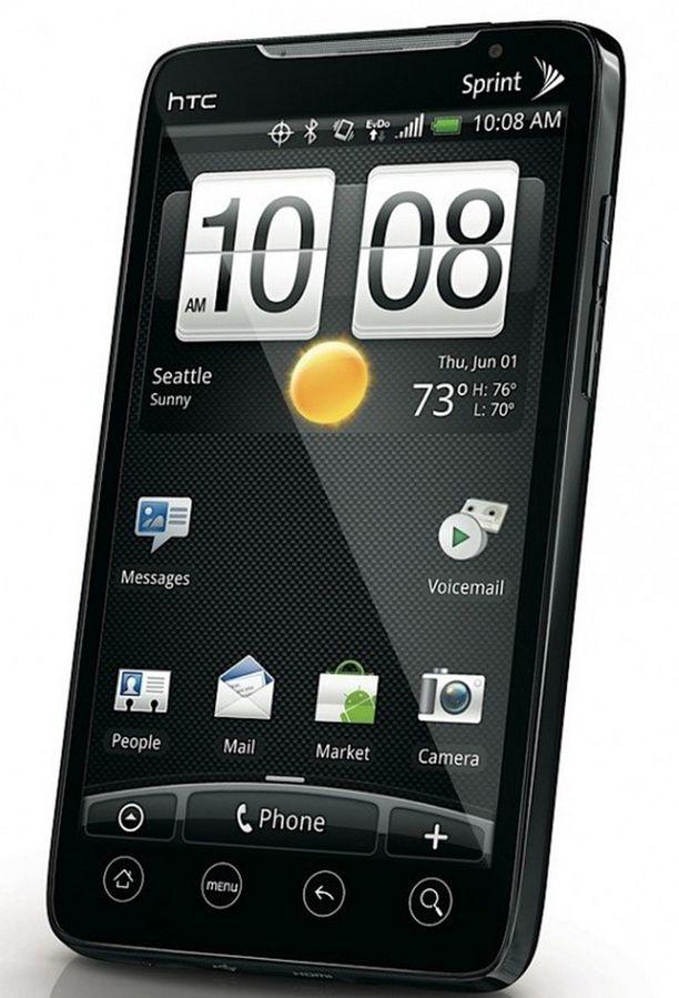 HTC Evo 4