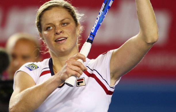 Kim Clijsters piti pari vuotta taukoa, tekaisi lapsen – ja palasi tennishuipulle.