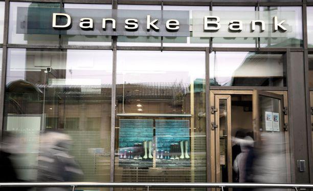 Viime päivinä huijausviestejä on lähetetty Danske Bankin nimissä.