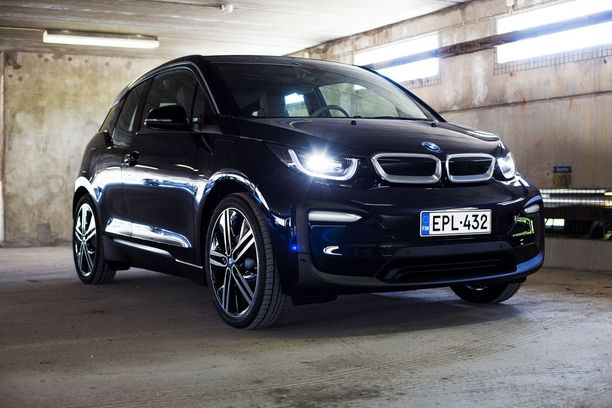 BMW i3:n keveys on saavutettu muun muassa hiilikuidusta valmistetulla korilla.
