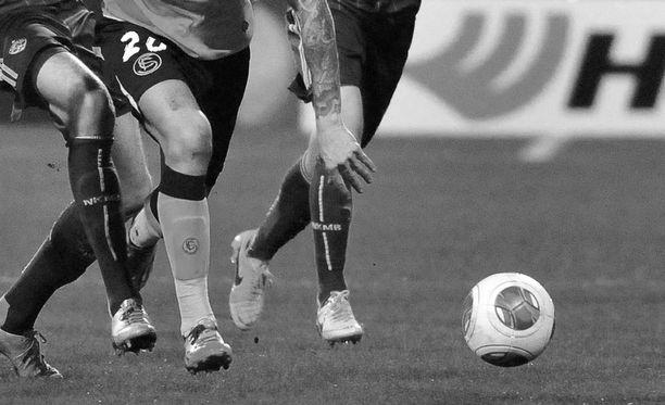 Mariborin kaksi pelaajaa on menehtynyt ennen Eurooppa-liigan karsintapeliä. Kuvituskuva.