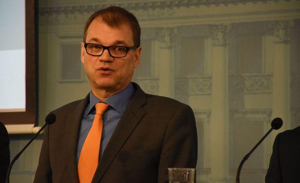 Pääministeri Juha Sipilän mukaan lakiesitystä perheenyhdistämisestä voidaan vielä muokata.