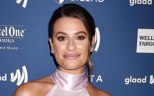 Lehtiväite: Glee-tähti Lea Michele, 33, on raskaana
