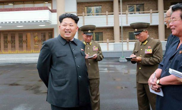 Palkintoa perusteltiin sillä, että presidentti Kim Jong-un on johdonmukaisesti toteuttanut taisteluaan imperialismia ja neokolonialismia vastaan.