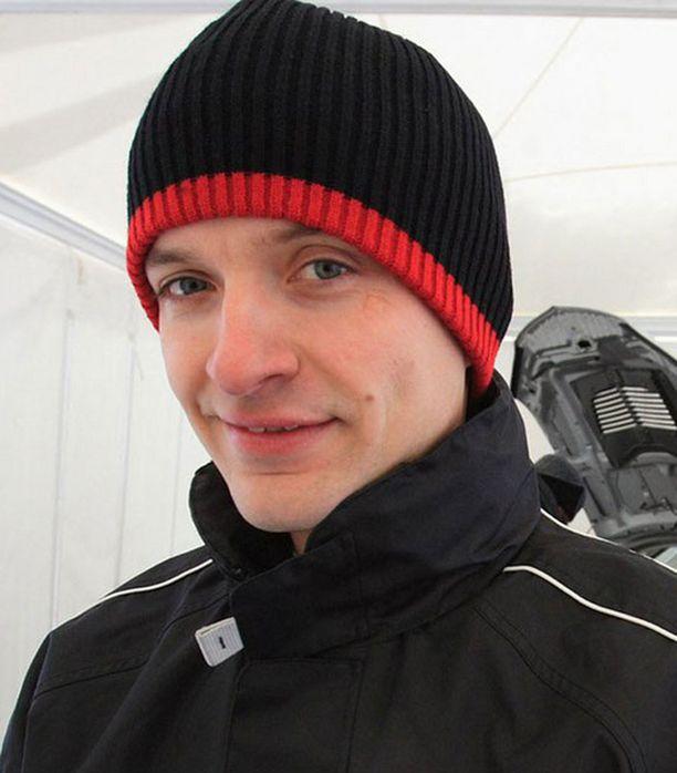 Juho Hänninen on voittanut tällä kaudella Ruotsin ja Suomen MM-osakilpailut.