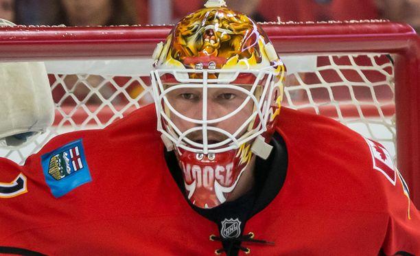 Brian Elliottia huhuillaan Winnipegiin.