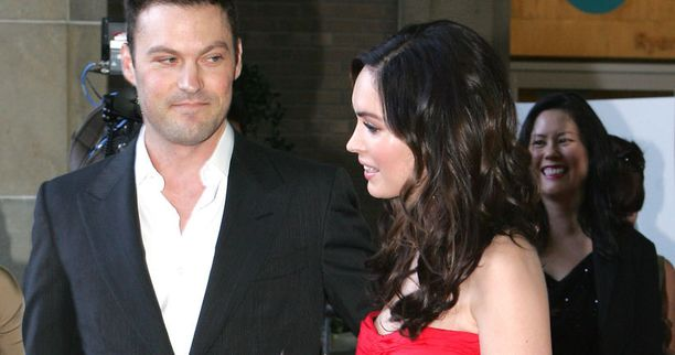 Näyttelijäpariskunta Megan Foxille ja Brian Austin Greenille uskotaan tulevan perheenlisäystä.