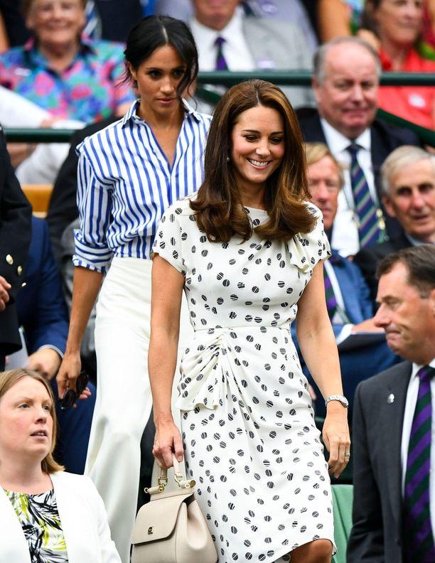 Herttuatar Catherinen hillitty tyyli miellytti silmää.
