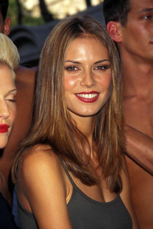 Heidi Klum vuonna 1997 - olisitko tunnistanut?