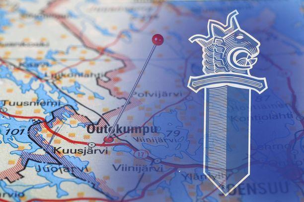 Outokumpu sijaitsee Pohjois-Karjalassa.