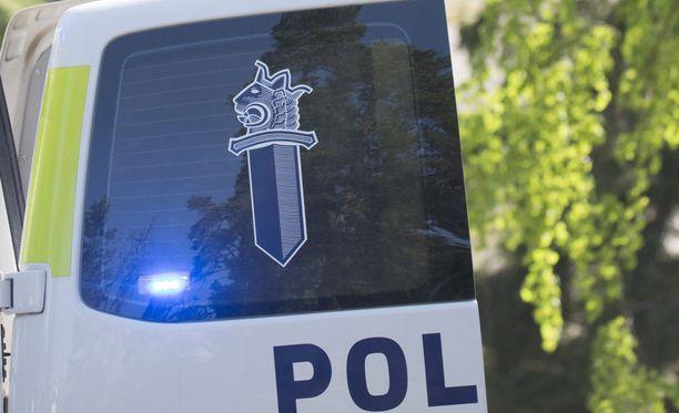 Yhden henkilön elämä päättyi Suomussalmella. Poliisi ei voi kertoa enempää. Kuvituskuva.