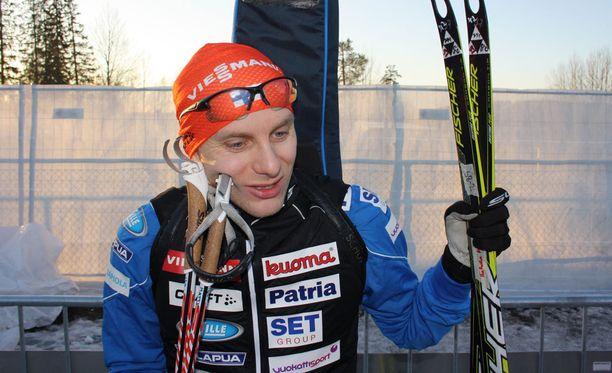 Sisukas Matti Hakala on potenut terveysmurheita.