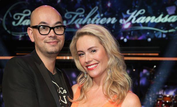 Joni Kukkohovi kannusti Annea Tanssii tähtien kanssa -ohjelmassa vuonna 2014. He olivat yhdessä 17 vuotta.
