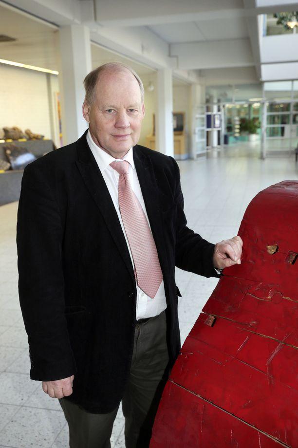 Professori Matti Virén on jo pitkään arvostellut ay-liikkeen nauttimia verovapauksia.
